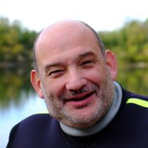 Dominique Robert Moniteur chez Cékane Divers